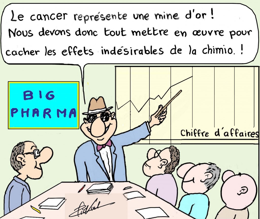 cancer big pharma